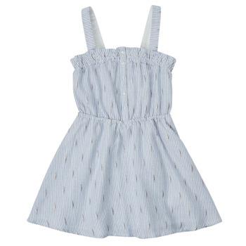 Odjeća Djevojčica Kratke haljine Ikks XS31022-48-C Blue