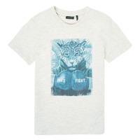 Odjeća Dječak  Majice kratkih rukava Ikks XS10183-22-C Bijela