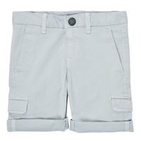Odjeća Dječak  Bermude i kratke hlače Ikks XS25023-40-C Blue