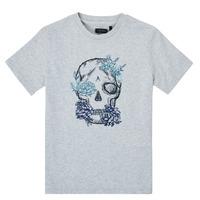 Odjeća Dječak  Majice kratkih rukava Ikks XS10243-21-C Siva