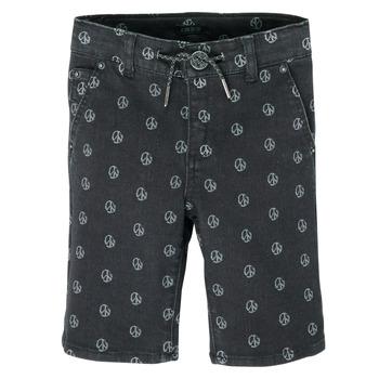Odjeća Dječak  Bermude i kratke hlače Ikks XS25063-02-C Crna