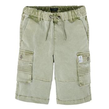 Odjeća Dječak  Bermude i kratke hlače Ikks XS25153-57-C Kaki