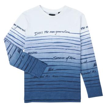 Odjeća Dječak  Majice dugih rukava Ikks XS10003-19-C Multicolour