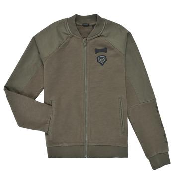 Odjeća Dječak  Sportske majice Ikks XS17043-57-C Kaki