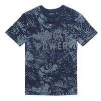 Odjeća Dječak  Majice kratkih rukava Ikks XS10153-46-C Blue