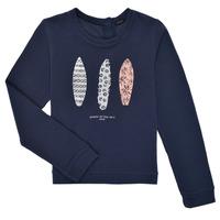 Odjeća Djevojčica Sportske majice Ikks XS15012-48-J Blue