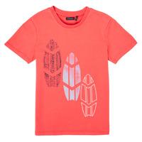 Odjeća Dječak  Majice kratkih rukava Ikks XS10043-79-J Red