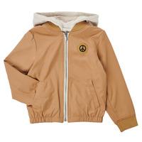 Odjeća Dječak  Kratke jakne Ikks XS41063-64-J Bež