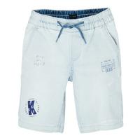 Odjeća Dječak  Bermude i kratke hlače Ikks XS25223-82-J Blue