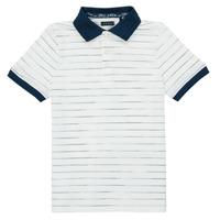 Odjeća Dječak  Polo majice kratkih rukava Ikks XS11003-19-J Multicolour