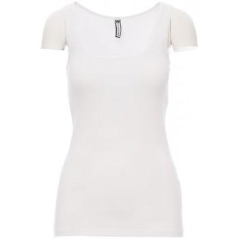 Odjeća Muškarci  Majice kratkih rukava Payper Wear T-shirt Payper Look blanc