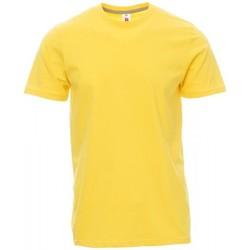 Odjeća Muškarci  Majice kratkih rukava Payper Wear T-shirt Payper Sunset jaune