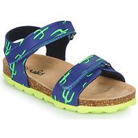 Obuća Dječak  Sandale i polusandale Mod'8 KOURTIS Blue / Zelena
