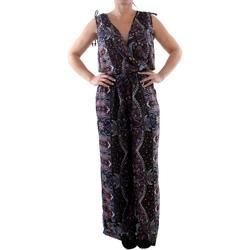 Odjeća Žene  Kombinezoni i tregerice Couleurs Du Monde LI-0023 Multicolor Multicolor