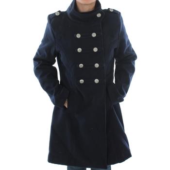 Odjeća Žene  Kaputi Made In Italia ELENA MARINE Azul marino