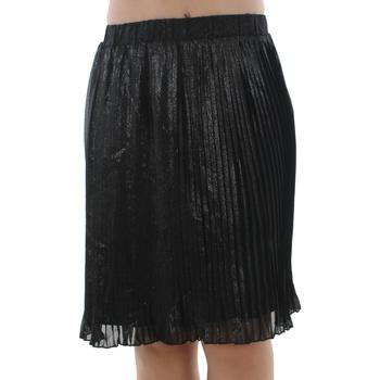 Odjeća Žene  Suknje Naf Naf LAPLEATED 120 NOIR Negro