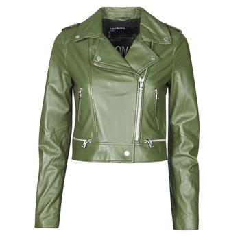 Odjeća Žene  Kožne i sintetičke jakne Oakwood YOKO Kaki