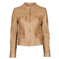 Odjeća Žene  Kožne i sintetičke jakne Oakwood EACH Camel