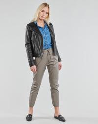 Odjeća Žene  Hlače s pet džepova Oakwood GIFT Siva