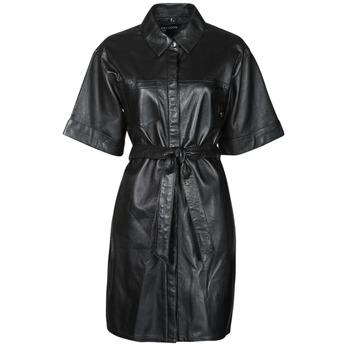 Odjeća Žene  Kratke haljine Oakwood BREAK Crna