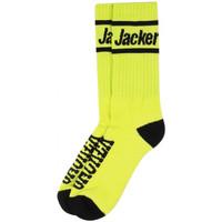 Modni dodaci Muškarci  Čarape Jacker After logo socks Zelena