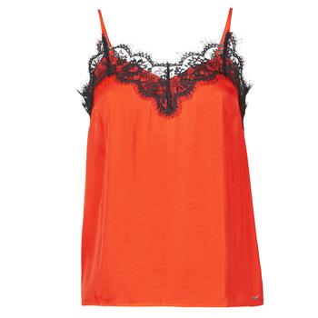 Odjeća Žene  Majice s naramenicama i majice bez rukava Les Petites Bombes AMY Narančasta