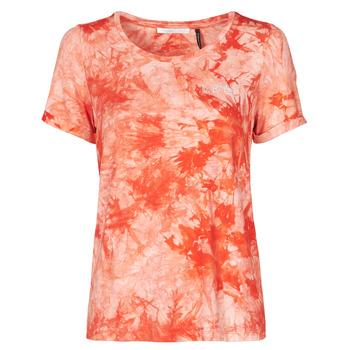 Odjeća Žene  Majice kratkih rukava Les Petites Bombes BRISEIS Narančasta
