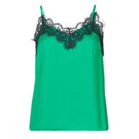 Odjeća Žene  Majice s naramenicama i majice bez rukava Les Petites Bombes AMY Zelena