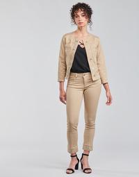 Odjeća Žene  Hlače s pet džepova Liu Jo IDEAL Bež