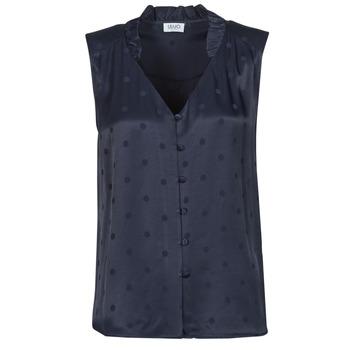 Odjeća Žene  Topovi i bluze Liu Jo WA1044-T4758-93923 Blue