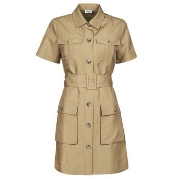 Odjeća Žene  Kratke haljine Liu Jo WA1301-T4818-X0365 Bež