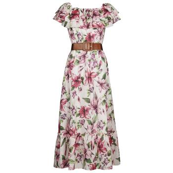 Odjeća Žene  Duge haljine Liu Jo WA1496-T5976-T9706 Multicolour