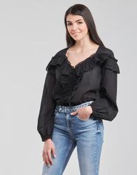 Odjeća Žene  Topovi i bluze Liu Jo WA1084-T5976-22222 Crna