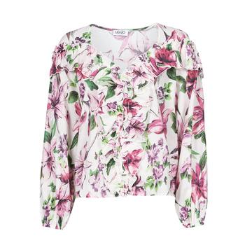 Odjeća Žene  Topovi i bluze Liu Jo WA1084-T5976-T9706 Multicolour