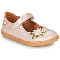 Obuća Djevojčica Balerinke i Mary Jane cipele GBB FANETTA Ružičasta
