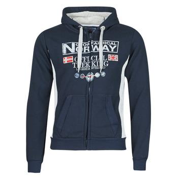 Odjeća Muškarci  Sportske majice Geographical Norway GAFONT Blue