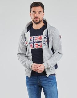 Odjeća Muškarci  Sportske majice Geographical Norway GAFONT Siva