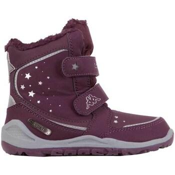 Obuća Muškarci  Čizme za snijeg Kappa Cui Tex Ljubičasta