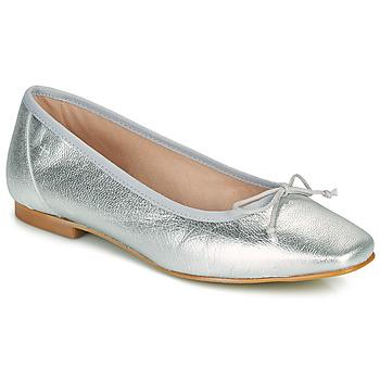 Obuća Žene  Balerinke i Mary Jane cipele Betty London ONDINE Srebrna