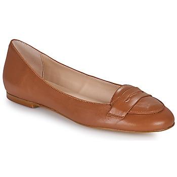 Obuća Žene  Balerinke i Mary Jane cipele Betty London OVINOU Camel