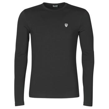 Odjeća Muškarci  Majice dugih rukava Emporio Armani EA7 8NPTL9-PJ03Z-1200 Crna
