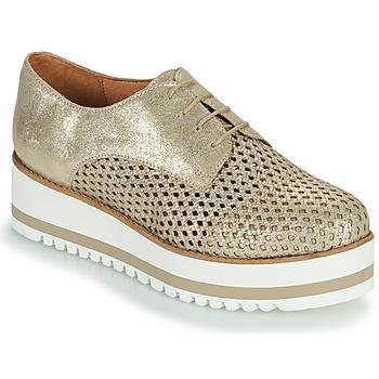 Obuća Žene  Derby cipele Betty London OULOUNE Gold