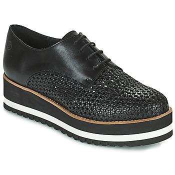 Obuća Žene  Derby cipele Betty London OULINE Crna