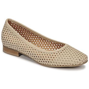 Obuća Žene  Balerinke i Mary Jane cipele Betty London OCARA Krem boja