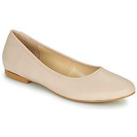 Obuća Žene  Balerinke i Mary Jane cipele So Size JARALUBE Bež