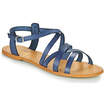 Obuća Žene  Sandale i polusandale So Size IDITRON Blue