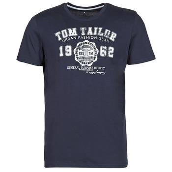 Odjeća Muškarci  Majice kratkih rukava Tom Tailor 1008637-10690 Blue