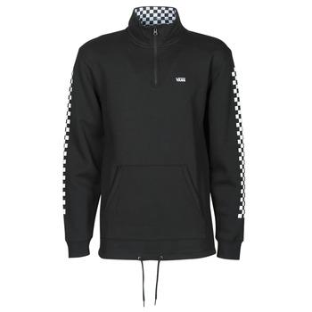 Odjeća Muškarci  Sportske majice Vans VERSA QZP Crna