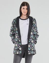 Odjeća Žene  Parke Vans MERCY REVERSIBLE PARKA Crna