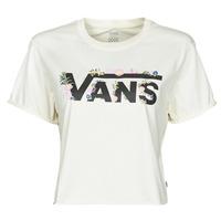 Odjeća Žene  Majice kratkih rukava Vans BLOZZOM ROLL OUT Bijela